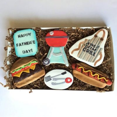 Father's Day 2019 Grill Set
